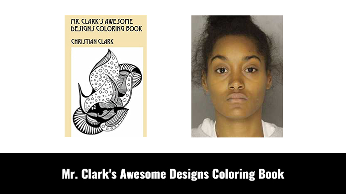 Mr. Clark's Awesome Designs Coloring Book