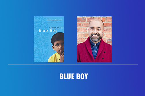Blue Boy by Rakesh Satyal (eBook Review)