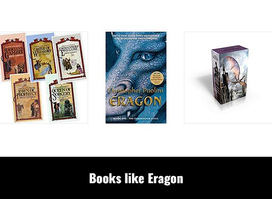 Books like Eragon