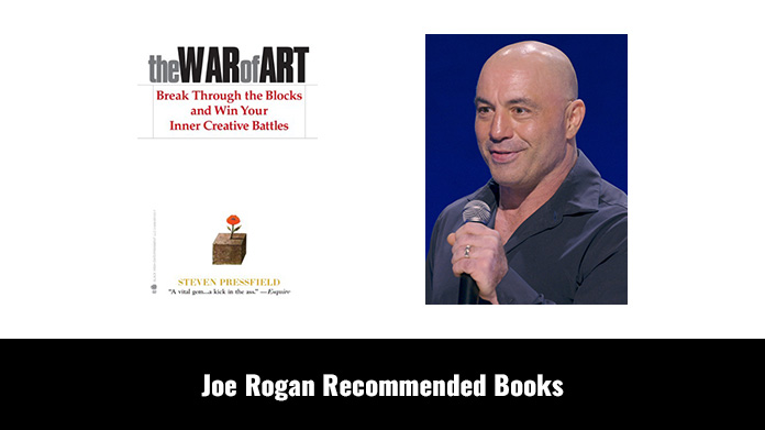 Joe Rogan Recommended Books